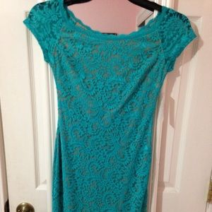 BNWT Bisou Bisou Dress. Beautiful!